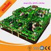 Jungle Theme Park 4 Floor Soft Indoor Playground
