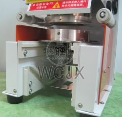 wcs-f99-aaa cup lid sealing machine /rotary cup filling sealing machine /cup lid sealer