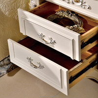 mirrored bedside table wooden bedside table for a laptop or lamp