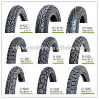 High Quality Motorcycle Tire 3.00-18 3.00-19 Made in China