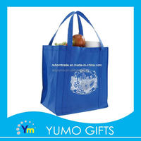 custom folded large size packing fruit non woven bag