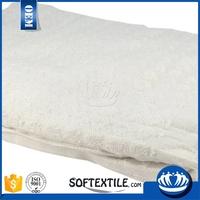 luxury delicate high quality cotton white ihram hajj towel