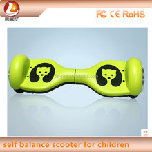 "4.5"" Hottest mini two wheels self balancing scooter for child 2 wheel electric foot scooter"