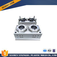 China OEM Custom plastic injection moulds mold making process