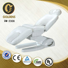 china supplies modern electric facial bed back pain massage bed with CE