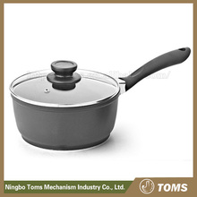 Top Quality environmental friendly Aluminium nonstick sauce pan milk pot set cookware
