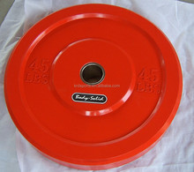 High Quality Olympic Plate;Weight Plate;Rubber Bumper Plate