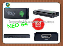 Cheap - NEO G4 internet wifi dongle tv box 3D GAMES HDMI