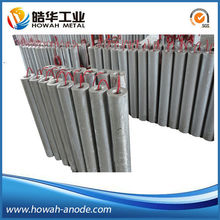 Corrosion control C type magnesium alloy sacrificial anode