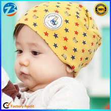 2015 New Style Cotton Warm Winter Starry Beanie Baby Hat