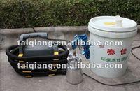 water based spray glue (chloroprene type)
