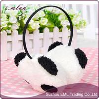 Warm ear muffs for girls