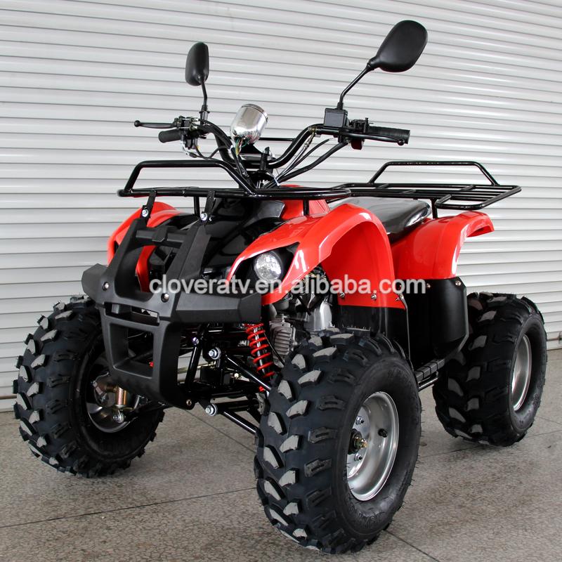 Popular Chain Transmission Sport Quad Bike 110cc ATV 125cc Quad Bike