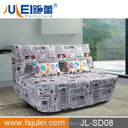 Fabric Sleeping Sofa Bed/Space Saving Sofa