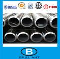 JIS / DIN / ASTM / AISI precio del acero tubos de acero inoxidable nuevo 2014 decorativos 316L barato y buena calidad
