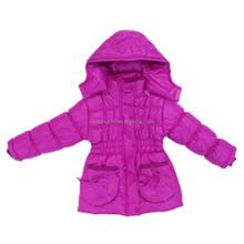Fancy Winter Children Girl Coat And Jacket
