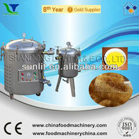 Industrial Stainless Steel Waste Frying Oil Cleaning Machine