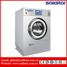 Commecial coin-operated top loading washing machine price