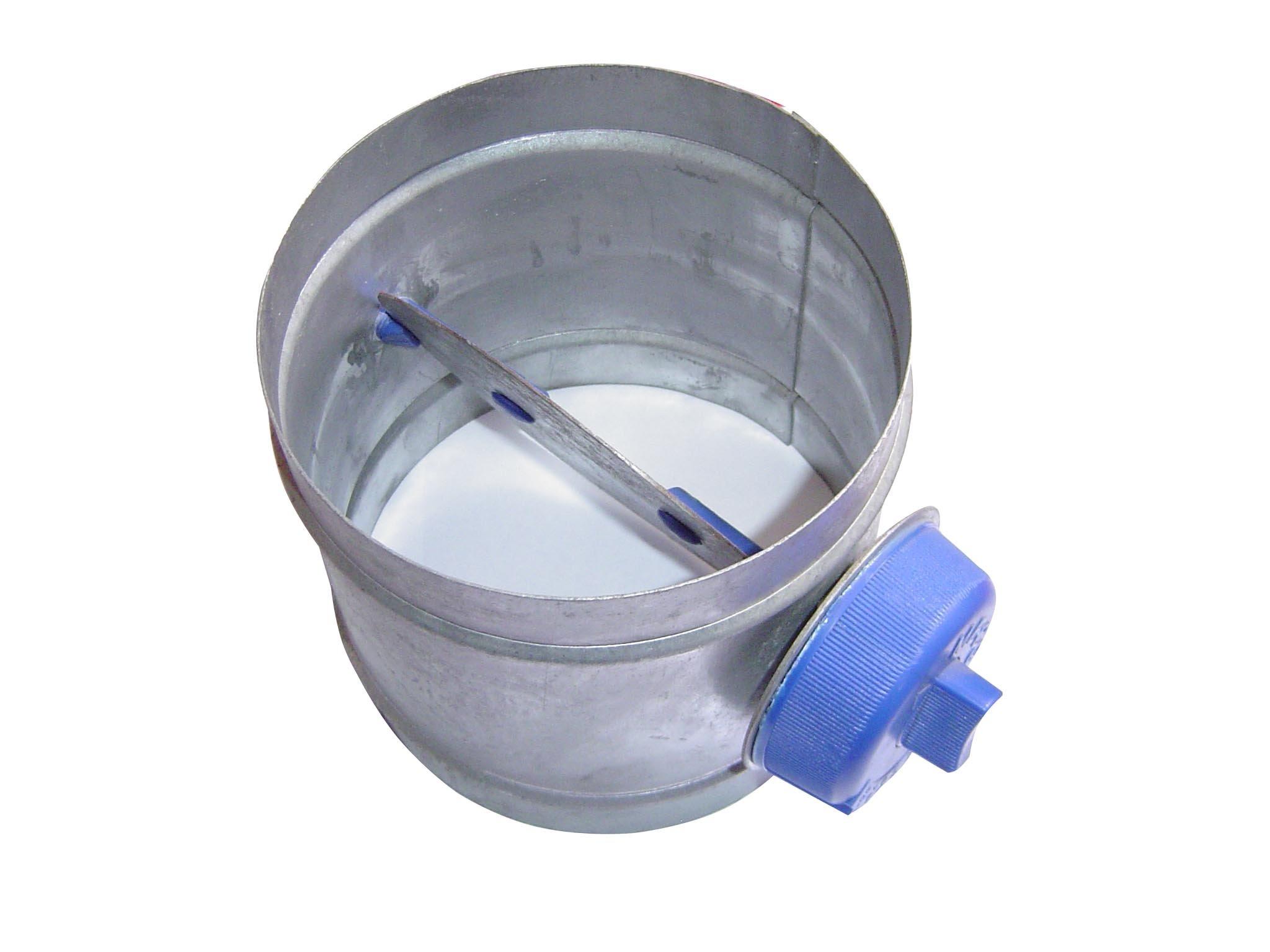 Volume Control Damper : Volume control damper spigot type buy product on