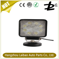 LED DRIVING LIGHT 18W LED WORK LIGHT