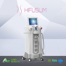 First Chinese Supplier!!! High Intensity Focused Ultrasound Body Shape Beauty Equipment Price