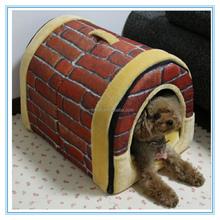 Newest design detachable folded pet house pet dome