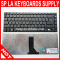 Reemplazo nuevo teclado del ordenador portátil para Acer Aspire 3830 4755 4830 ee.uu. SP LA layout