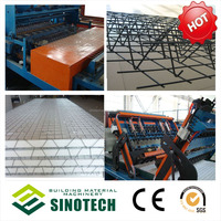 3D Wire Mesh and EPS Board Sandwich Panel Machine