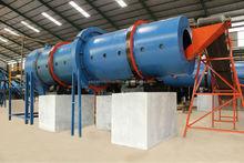palm fiber fertilizer granulation machine