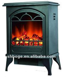 220V-240V/110-120V good flame effect electric fire