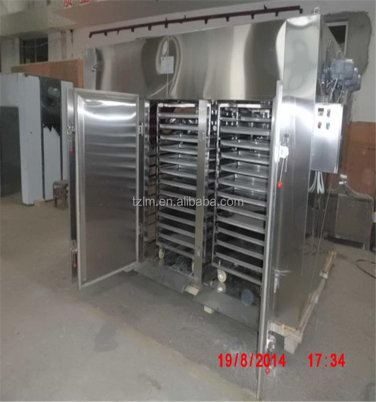 Ar quente de Aço Inoxidável Máquinas De Frutos Secos/Castanha de caju Secador/Secador de Pimentão