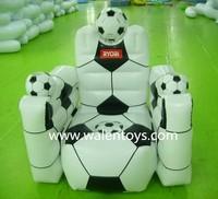 New design Inflatable Sofa, Inflatable Football Sofa, Inflatable Football Chair