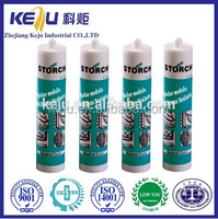 Fire-proof silicone sealant,Sealing bead and heating systems