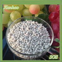 NPK 15-15-5-6-S-B for Cotton