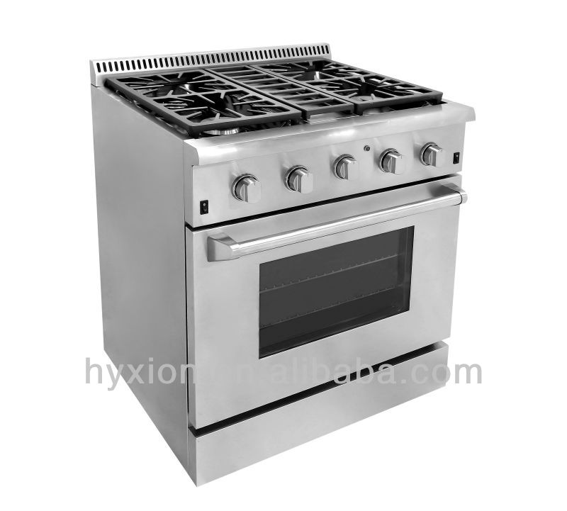 best 30 inch kitchen gas range with convection ovens for