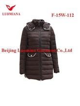 brand new designed casual winter coats lightweight down jackets