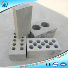 China best one low invest clay brick machine price popular in South Africa