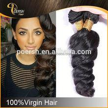 Hot selling 100% Virgin huaman hair product wooden hair brush