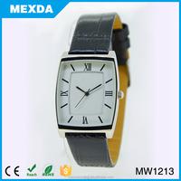high quality fashion quartz wrist wholesale slim watch for lady