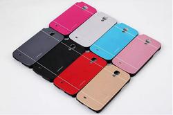 Wholesale China Hard Brushed Case For iPhone 5, For iPhone 5 Motomo Case, Metal Aluminum Case For iPhone 5 5S