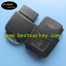 Good Price 2 button remote control keys for vw remote key 1JO 959 753 N