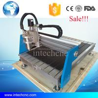 Cheap china cnc router machine 6090 Intech 3d mini cnc router/3 axis cnc machine