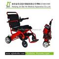 Plegable para adultos silla de ruedas de la pierna resto
