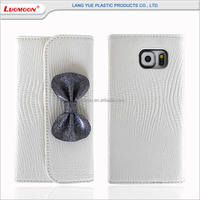 Lizard pattern wallet leather flip case for samsung, for samsung galaxy e7, for samsung galaxy s4 case