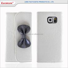 Lizard pattern wallet leather flip case for samsung, for samsung galaxy e7, for samsung galaxy s4 case
