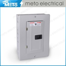 electric modular enclosure distribution box