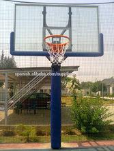 Baloncesto al aire libre del soporte (ajustable en altura)