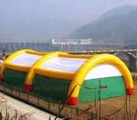 inflatable building,inflatale camping tent,inflatable sport tent