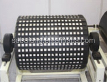 Ceramic & Rubber Wear plate/rubber Composite Wear Liner