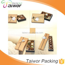 Top-Selling Custom Friendly Packaging Box Chocolate Box Chocolate Box Pictures